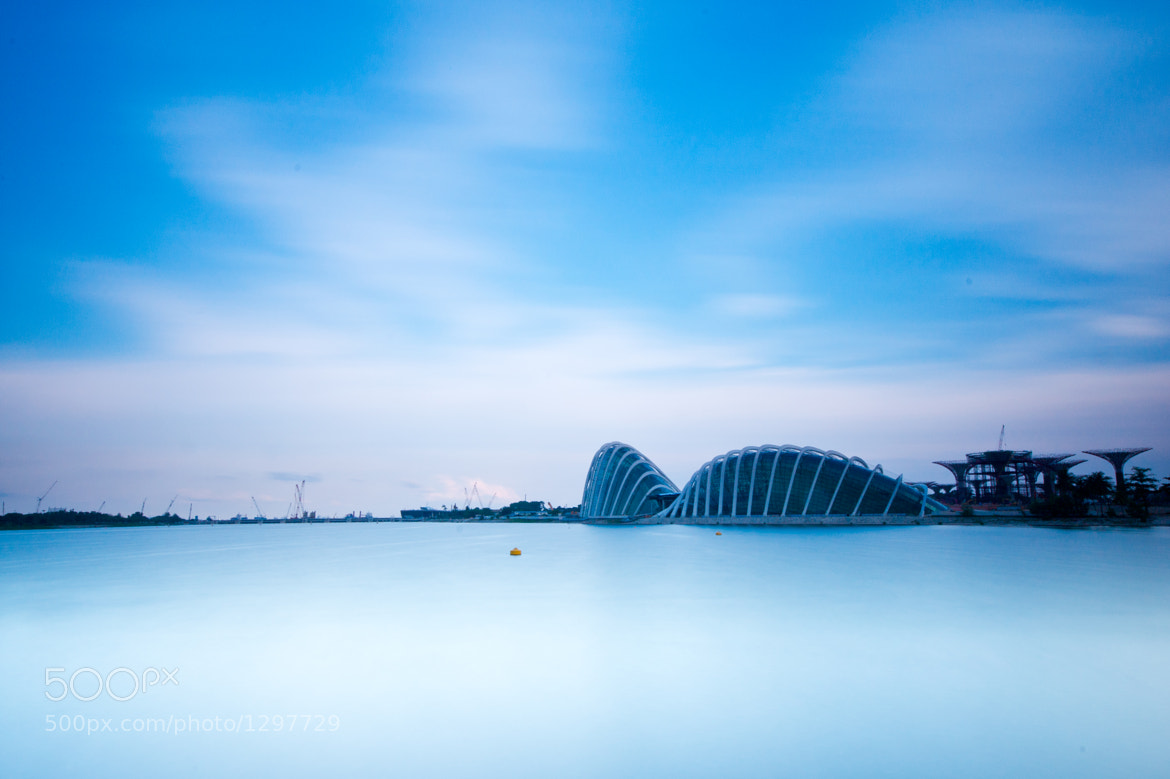 Photograph ::: Future Gardens by Bay ::: by Lin Htet Aung on 500px