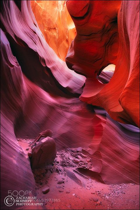 Photograph Velvet Light in Antelope by Zack Schnepf on 500px
