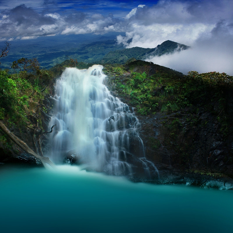 Photograph Kahung Waterfalls by Hary Muhammad on 500px
