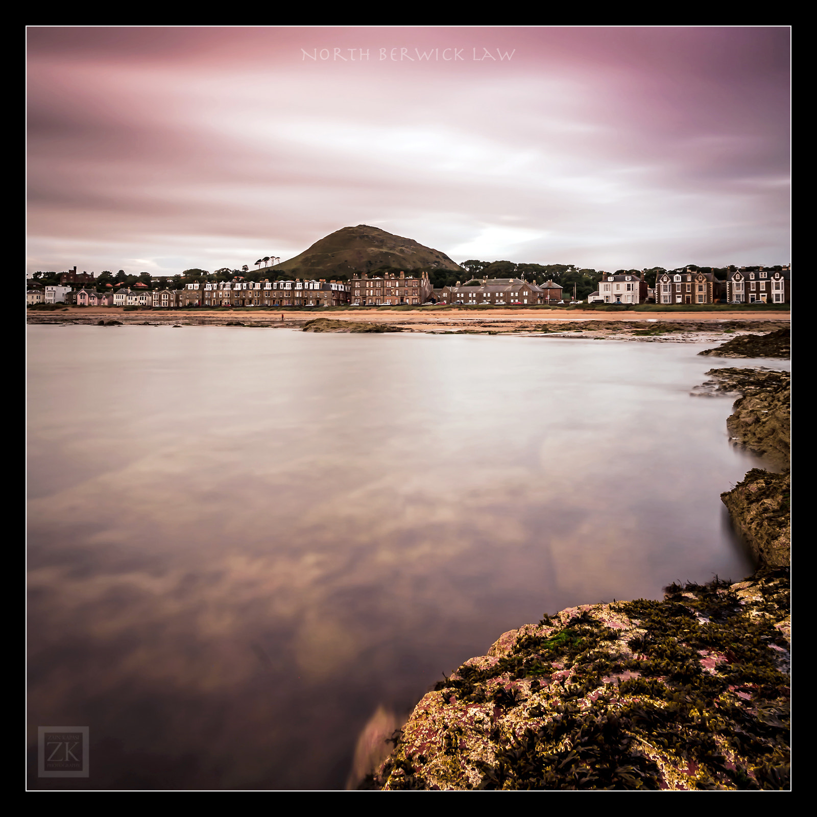 Photograph North Berwick Law by Zain Kapasi on 500px