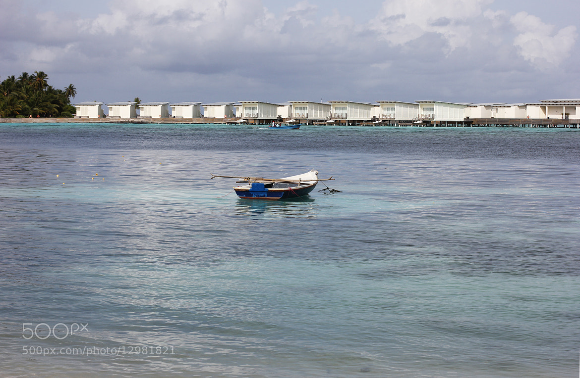Photograph Holiday-inn  Maldives by Ahmed John on 500px