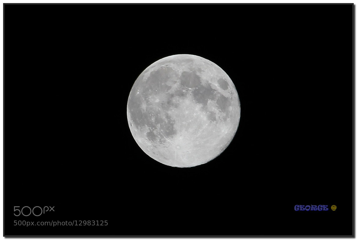 Photograph Fool Moon by George @ papaki on 500px
