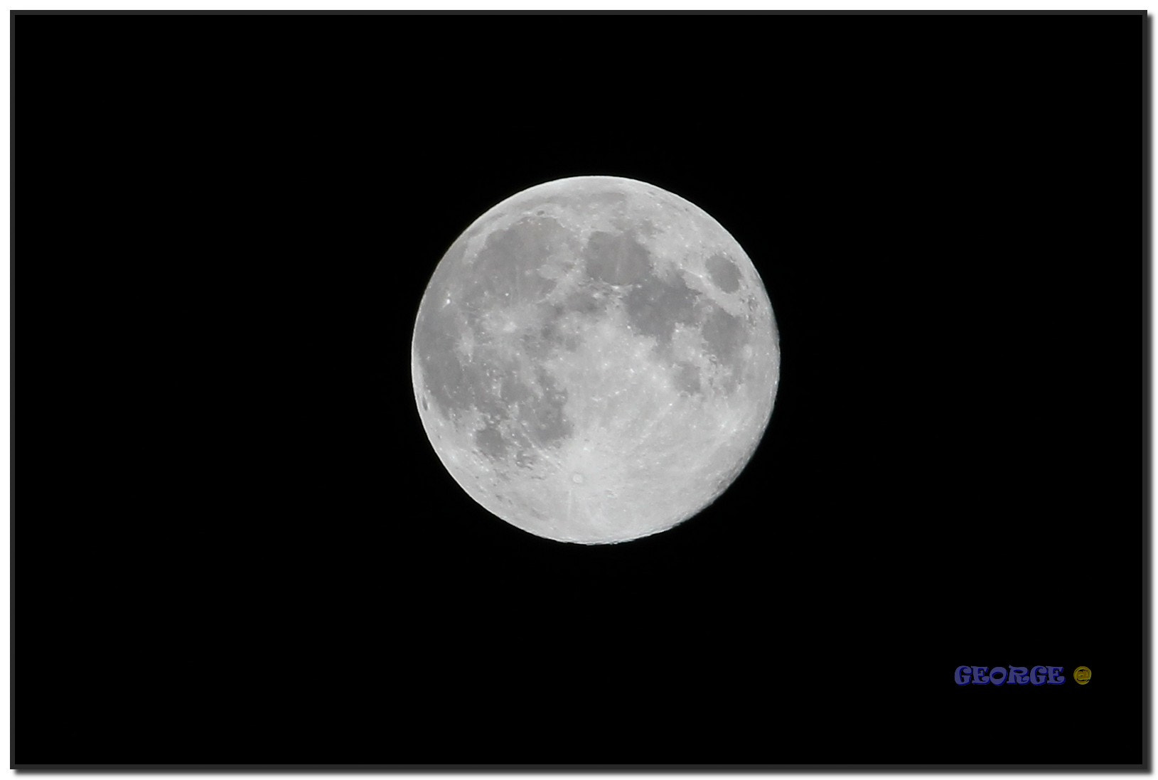 Photograph Fool Moon by George @  on 500px