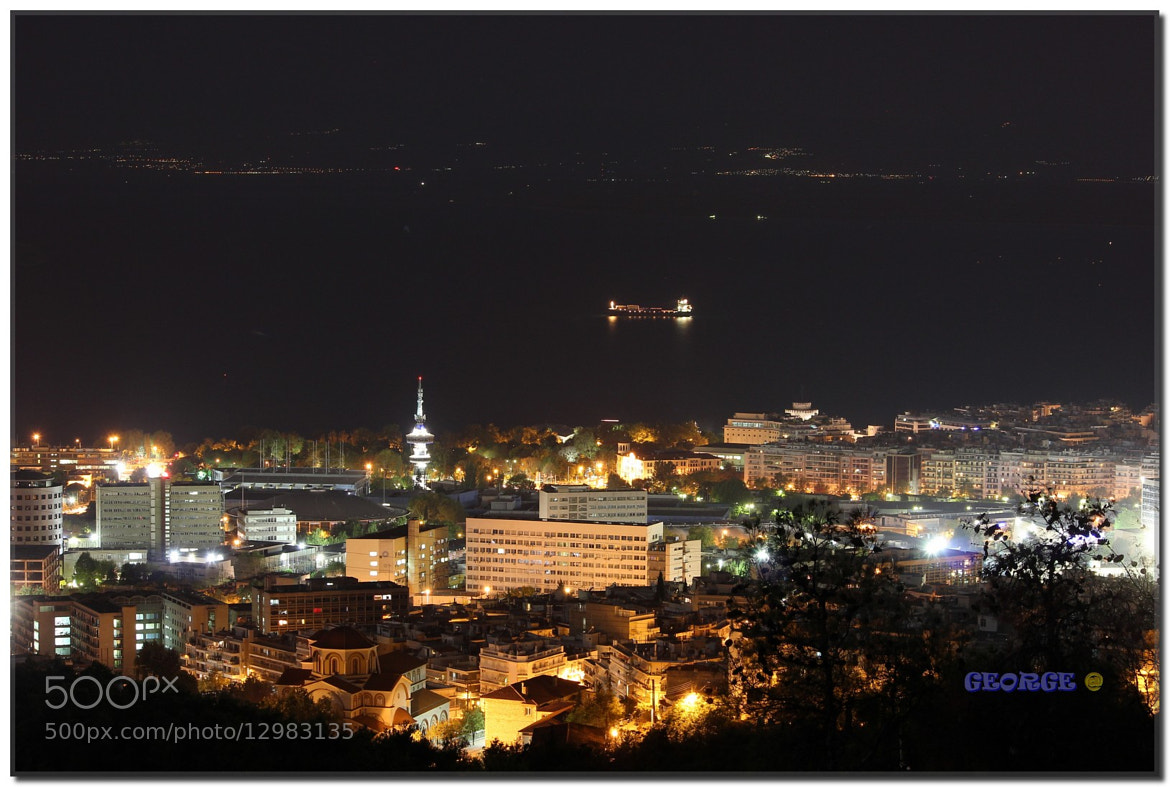 Photograph Thessaloniki  by Fool Moon by George @ papaki on 500px