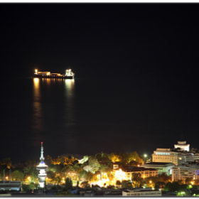 Thessaloniki  by Fool Moon by George @ papaki (George_papaki)) on 500px.com
