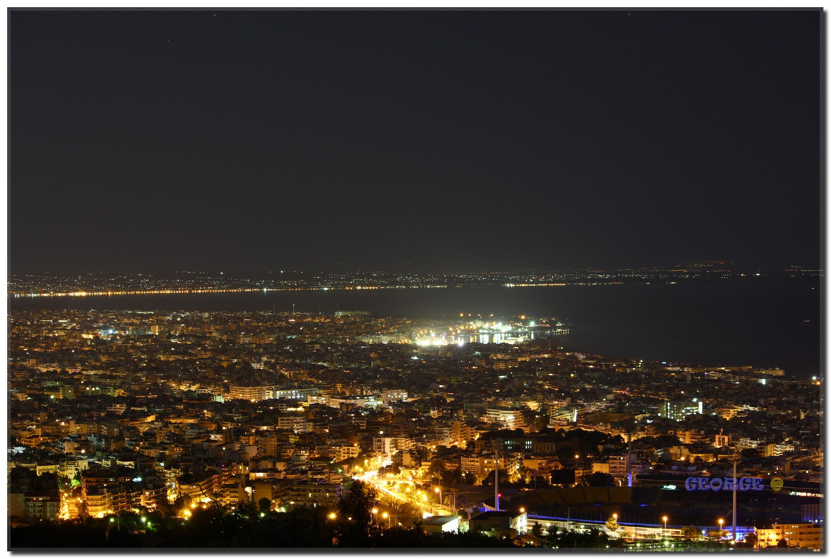 Photograph Thessaloniki  by Fool Moon by George @  on 500px