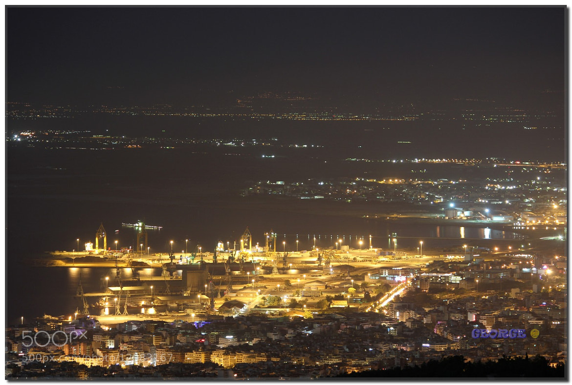 Photograph Thessaloniki  by Fool Moon - Port by George @ papaki on 500px