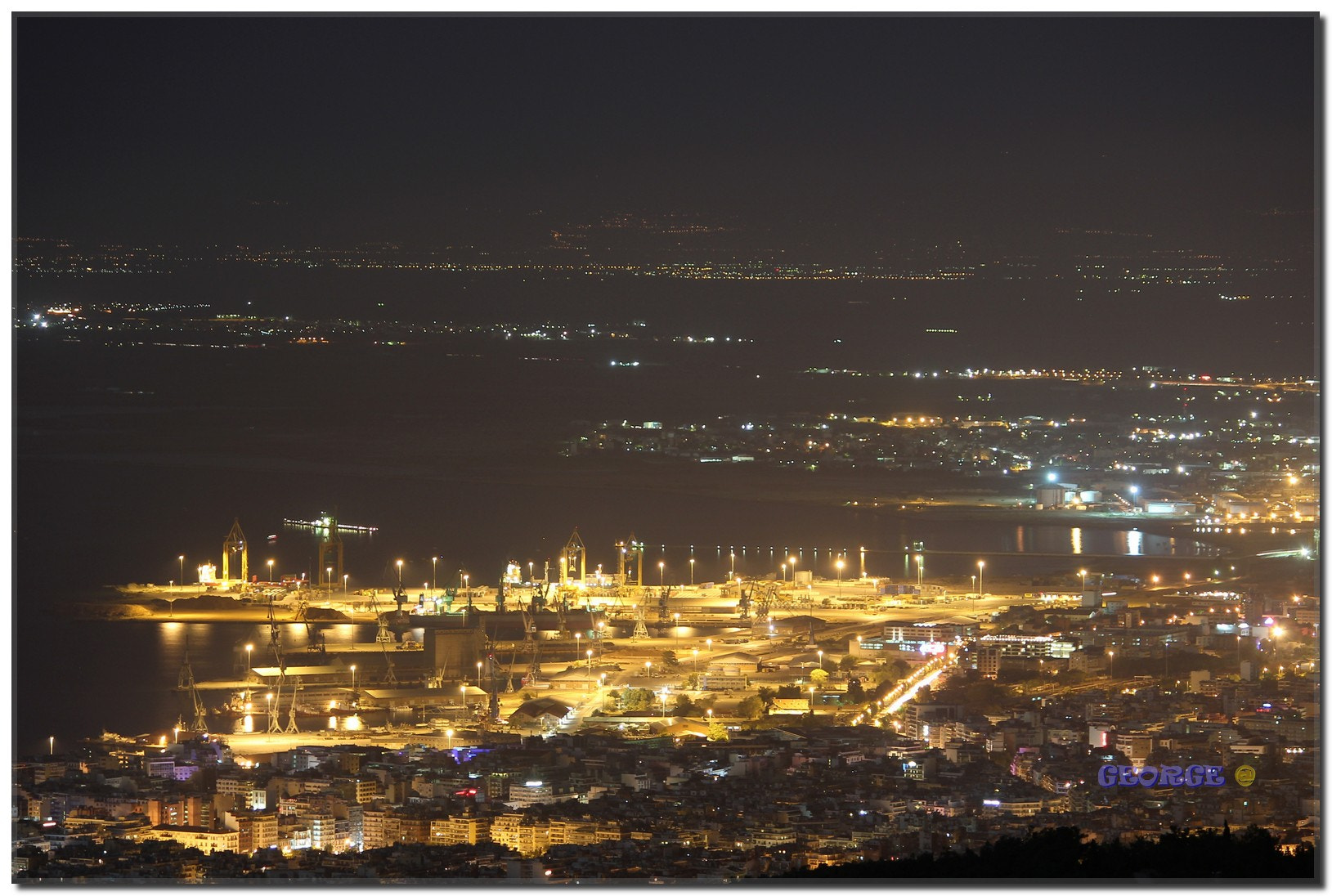 Photograph Thessaloniki  by Fool Moon - Port by George @  on 500px