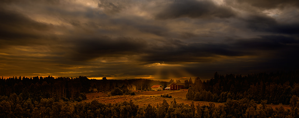 Photograph in the darkness by Marek Czaja on 500px
