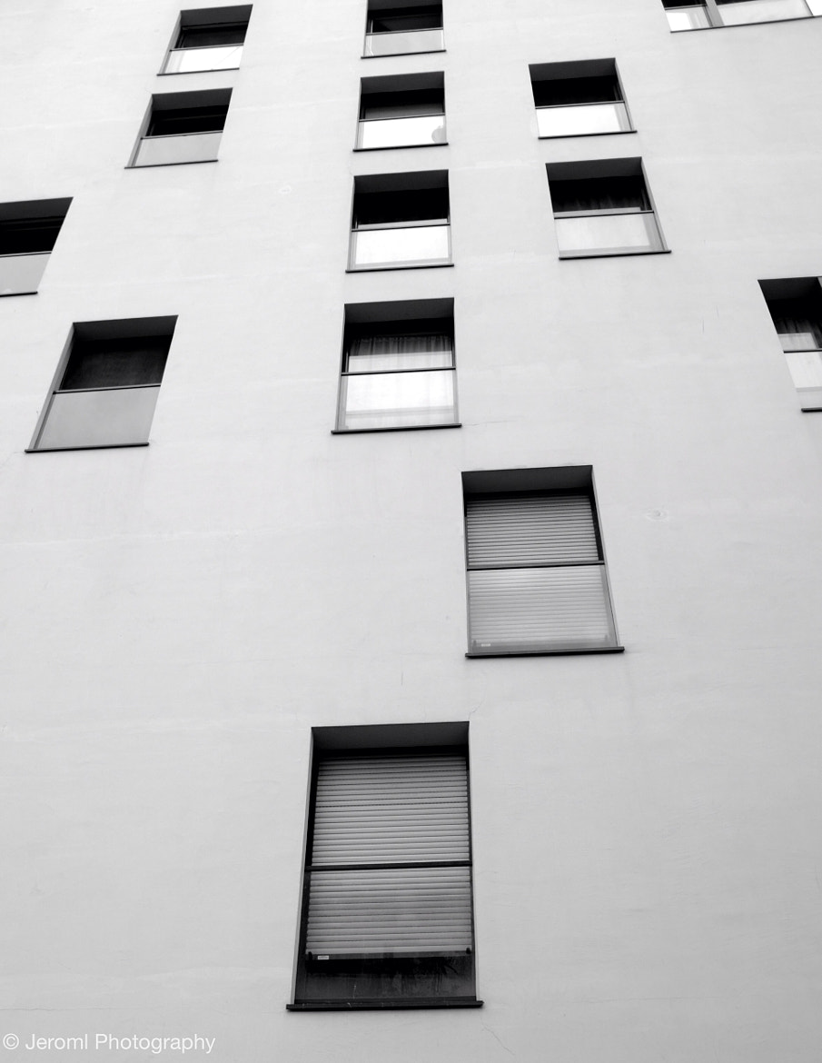 Photograph Multi windows by Jerome Lemaire on 500px
