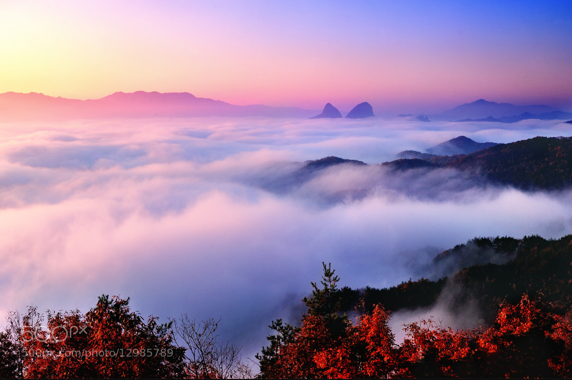 Photograph mt. Mai by Yong Hak Yoon on 500px