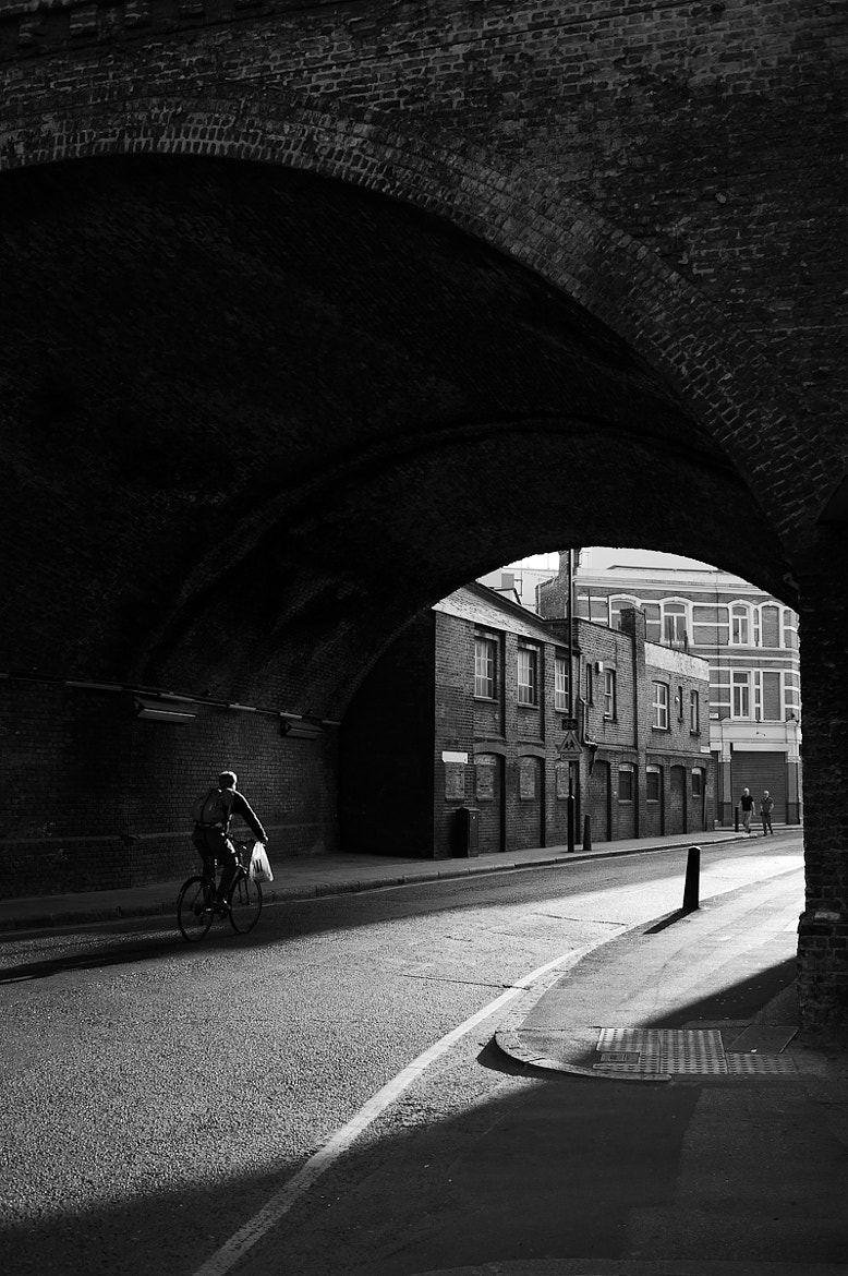 Photograph Under the arches by Jose Souto on 500px