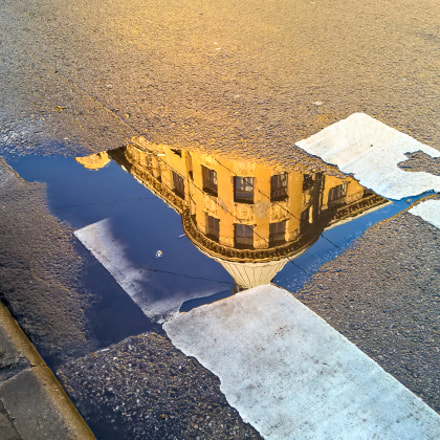 Street Reflection