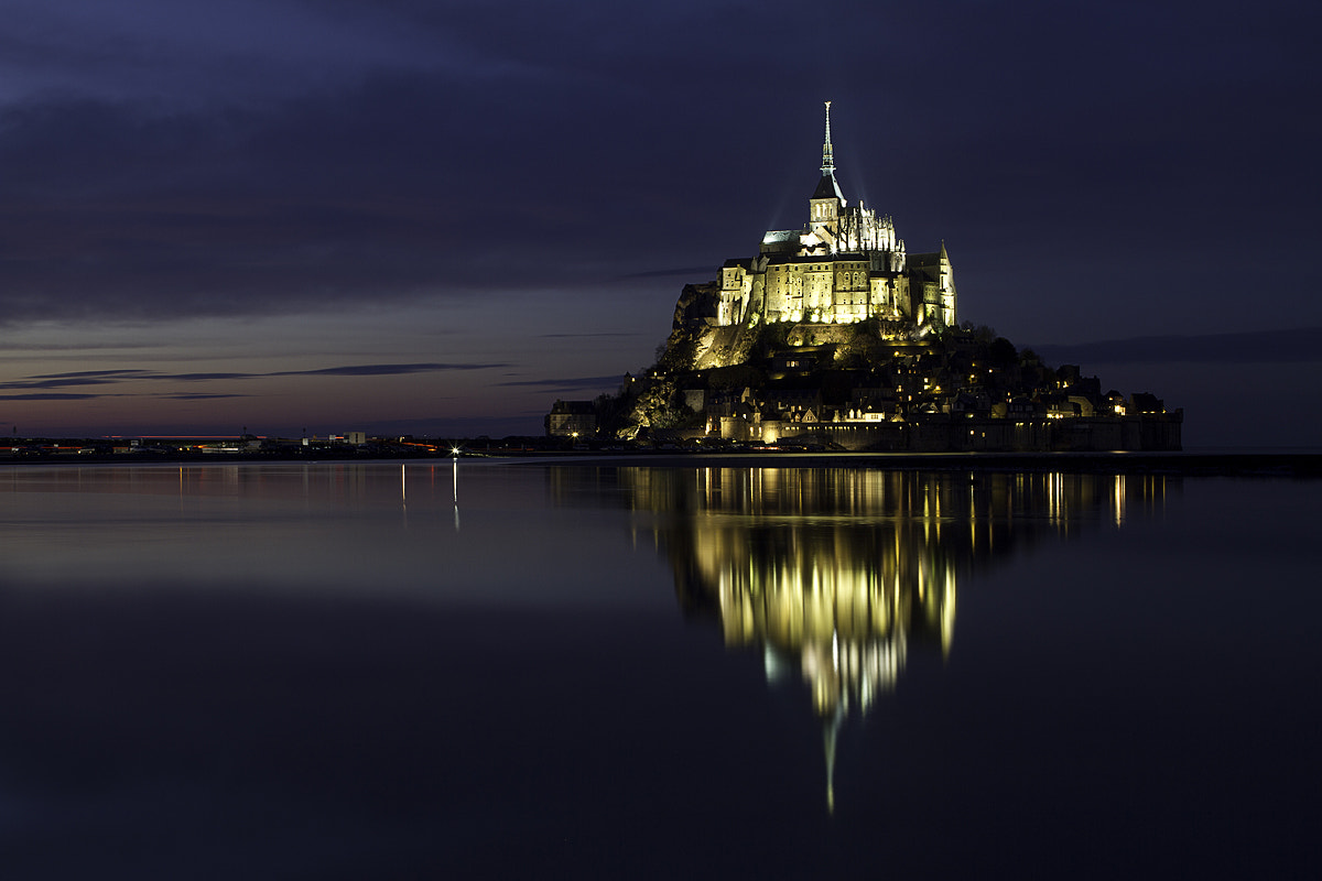 Photograph Le Mont Saint Michel by Thiemo DoubleYou on 500px