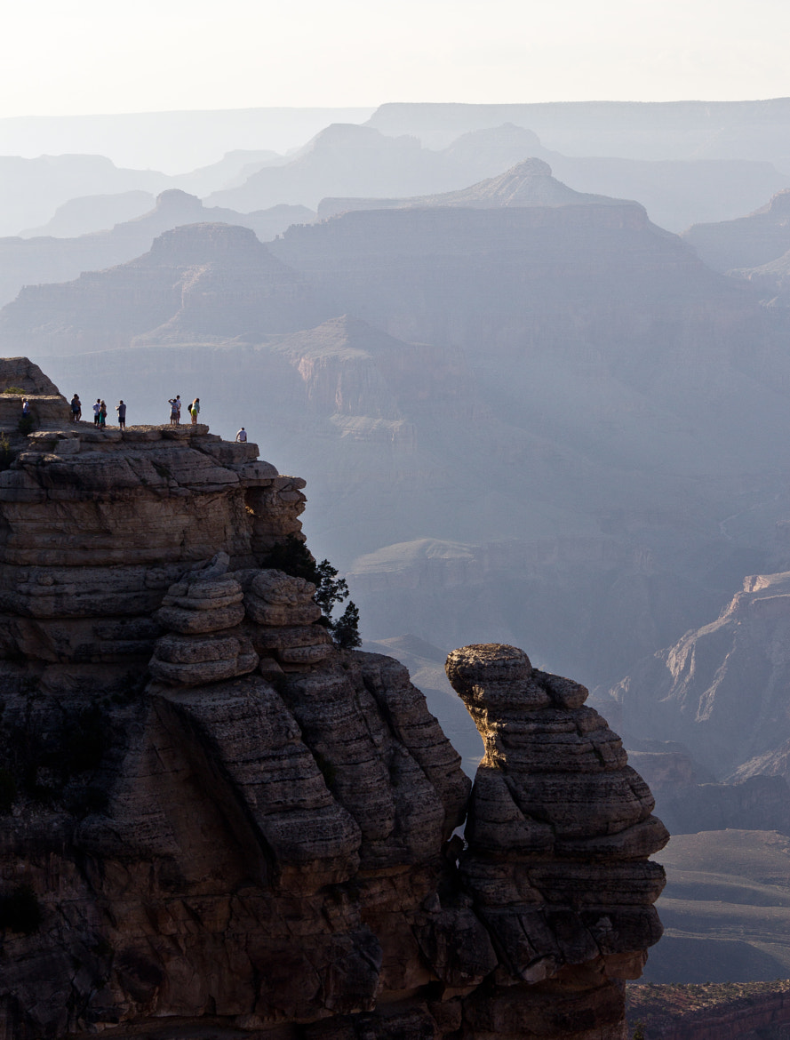 Photograph Face over Grand Canyon by Antonio Giampaolo on 500px