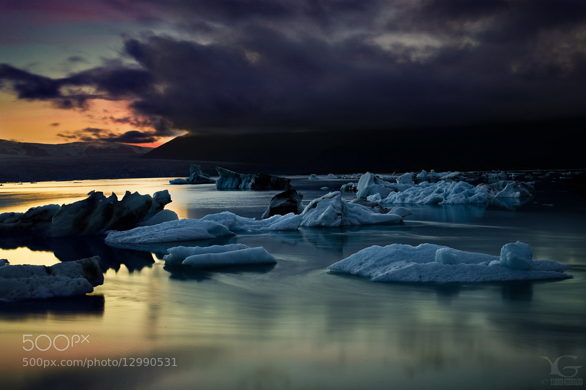Photograph Jokulsarlon by Yannis Guerrand on 500px