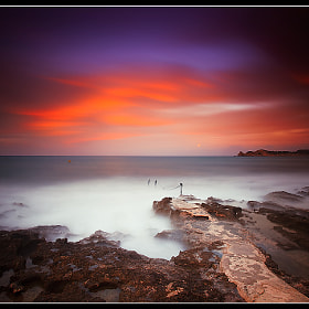 camino hacia el mar by Manolo Valero (Valero)) on 500px.com