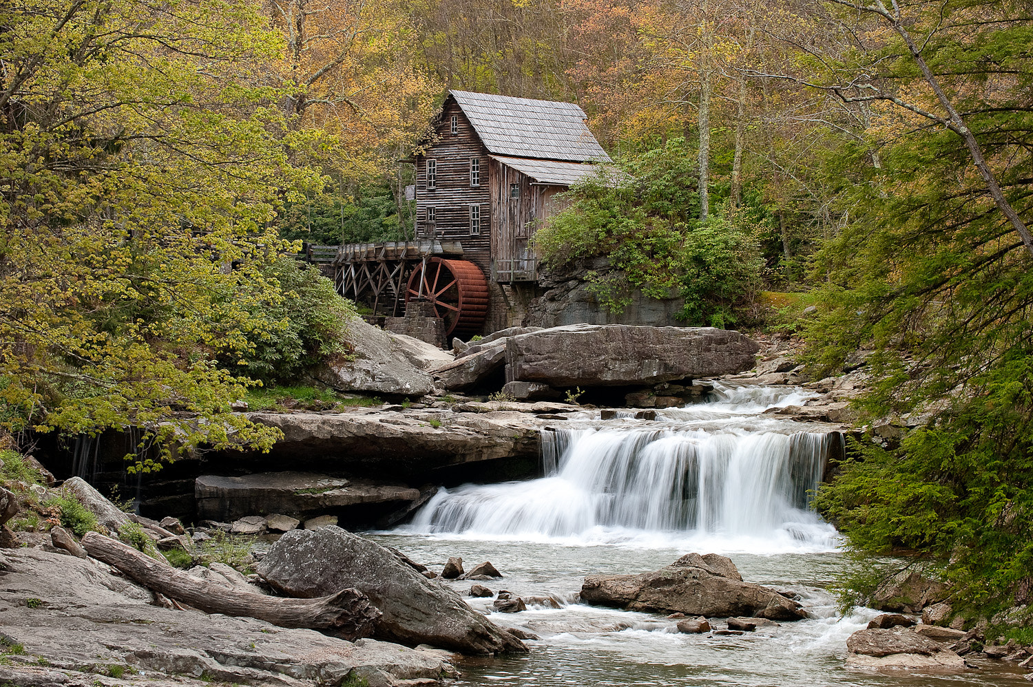 Photograph Glade Mill Creek by Duncan McKinnon on 500px