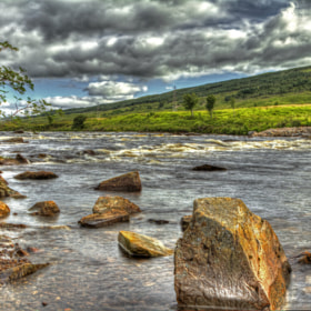 River Orchy Glencoe by Dave Murray (Dave_Murray)) on 500px.com