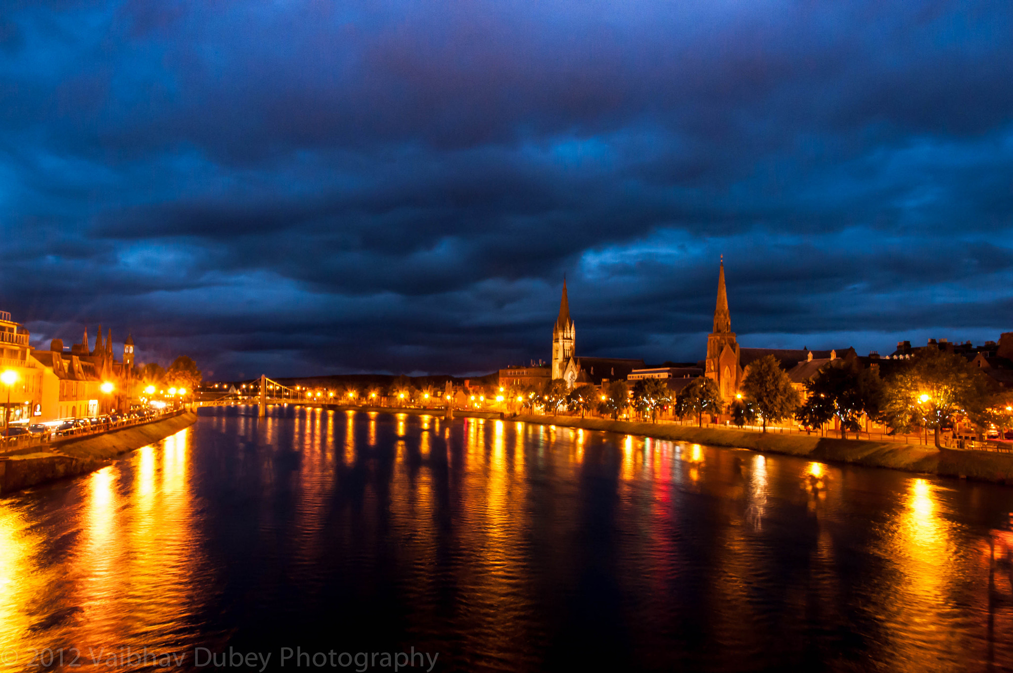 Photograph Lightings in Inverness by Vaibhav Dubey on 500px