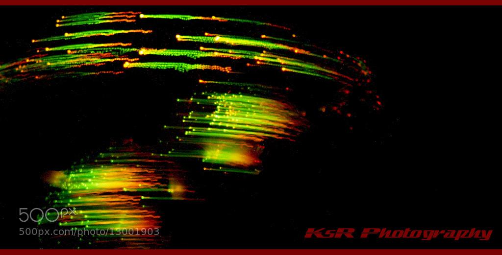Photograph Light storm by Kaysar Bappy on 500px