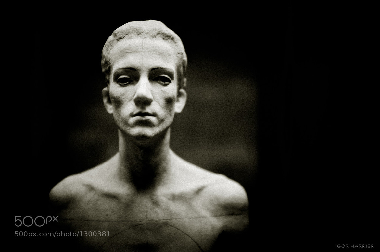 Photograph Stone Man by Igor Harrier on 500px