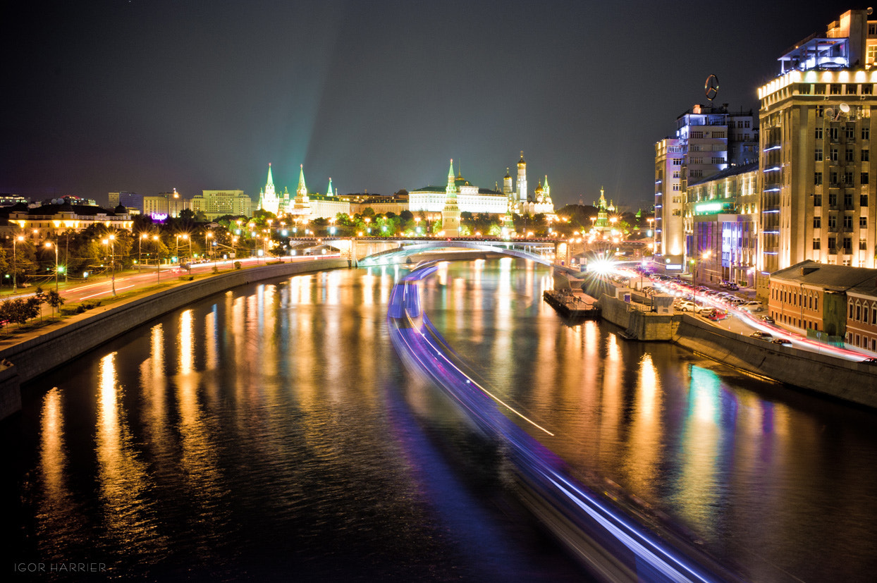 Photograph Moscow River by Igor Harrier on 500px