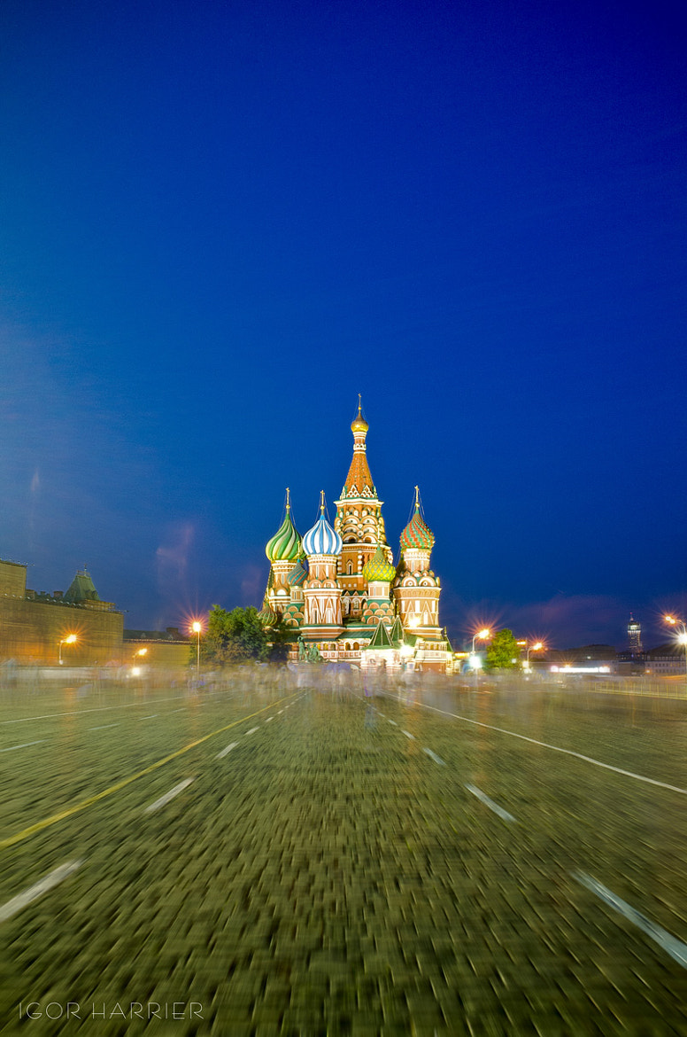 Photograph Red Square by Igor Harrier on 500px