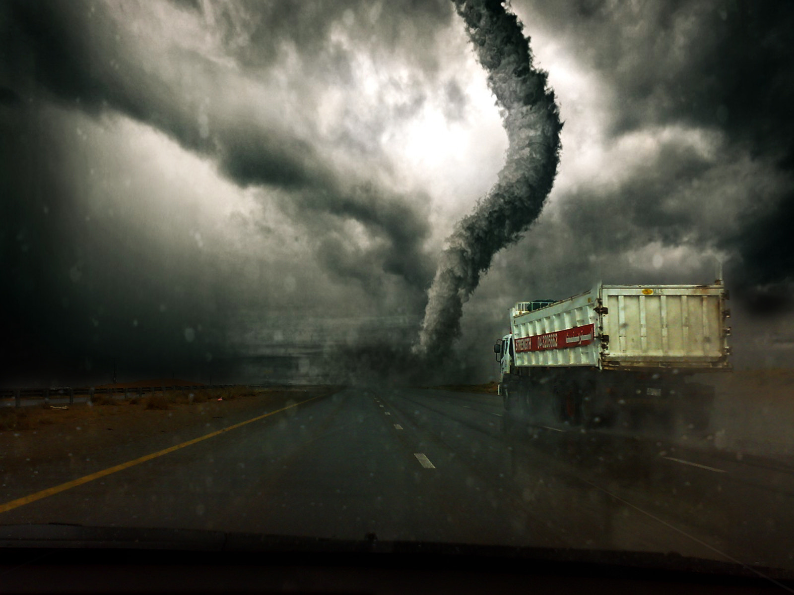 Photograph The Storm Chaser by Sachin Ramdas on 500px