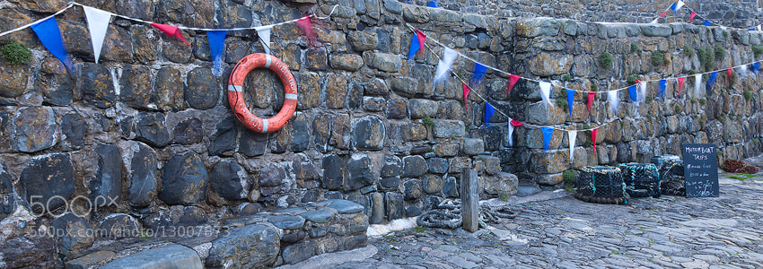 Photograph Clovelly Harbour Wall, Devon, England by Russell Pike on 500px