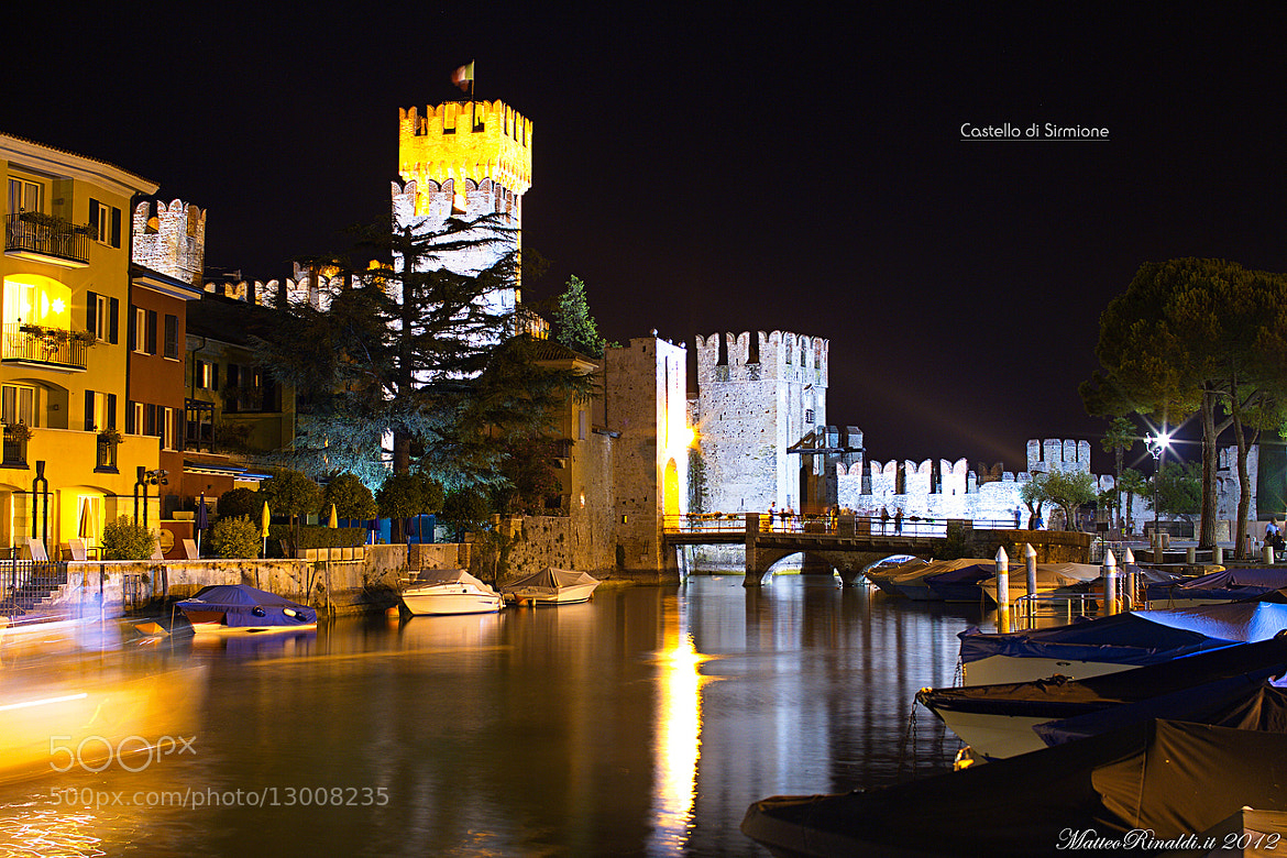 Photograph Castello di Sirmione by Matteo Rinaldi on 500px