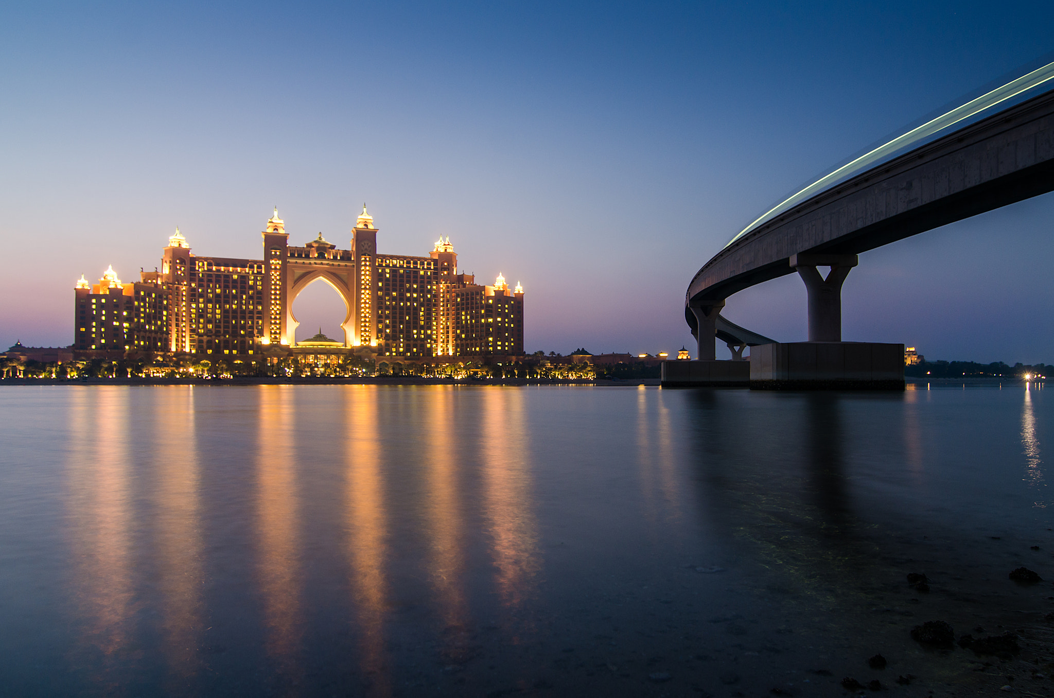 Photograph Atlantis The Palm by Hani Atassi on 500px