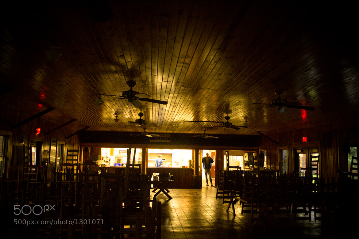 Photograph Mess Hall by JESSE JOHNSON on 500px