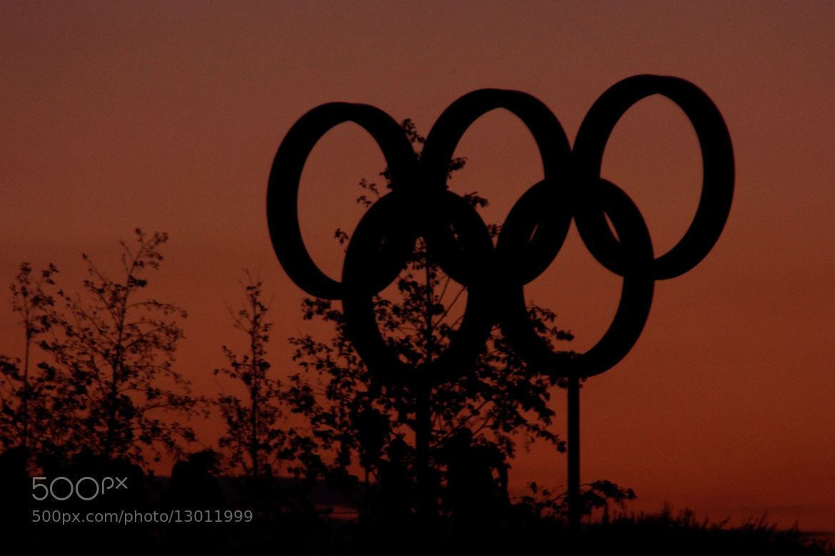 Photograph Olympic Rings by Mark Gledhill on 500px