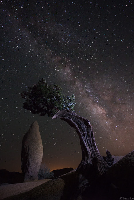 Photograph Stellar Convergence by Tuan Le on 500px