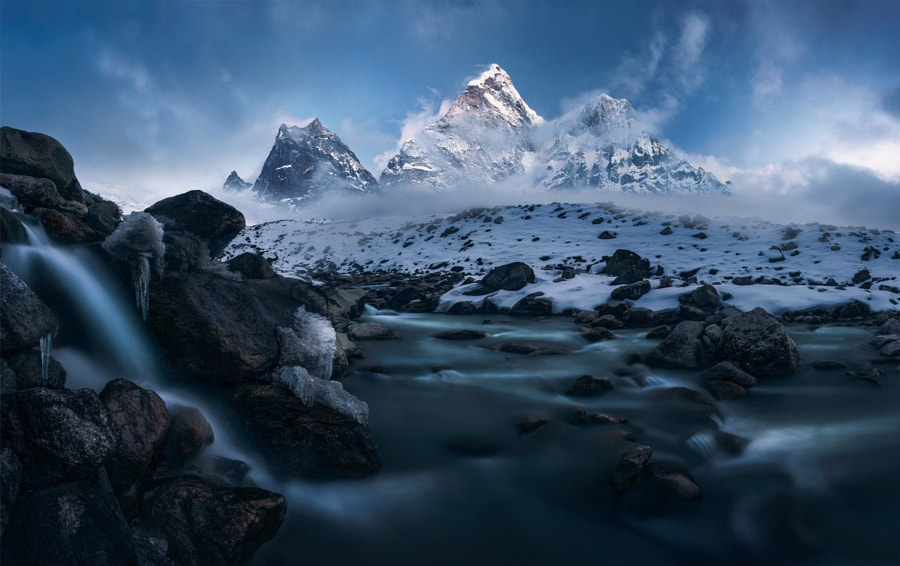 Winter Storm by Max Rive on 500px.com