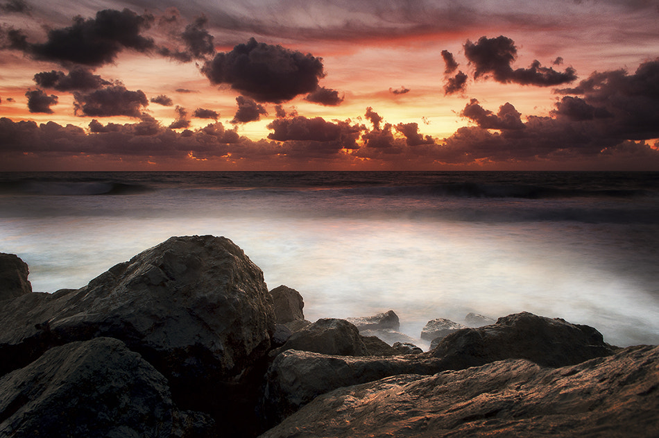 Photograph 9 P.M, Anglet, France. by Arnaud Cassagnet on 500px