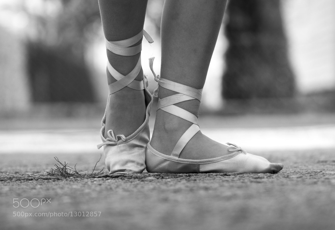Photograph Little Ballerina  by Susann Vatnedal on 500px