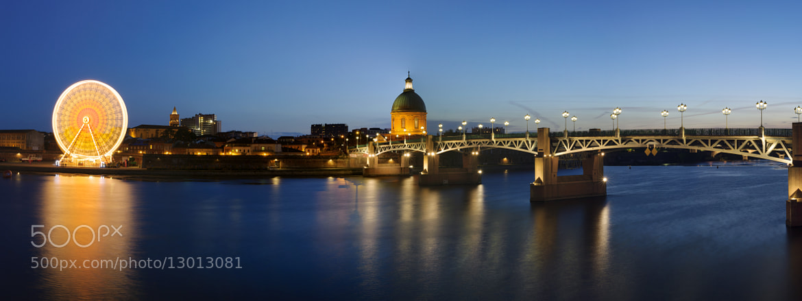 Photograph Toulouse Eye by Nicolas Issaly on 500px