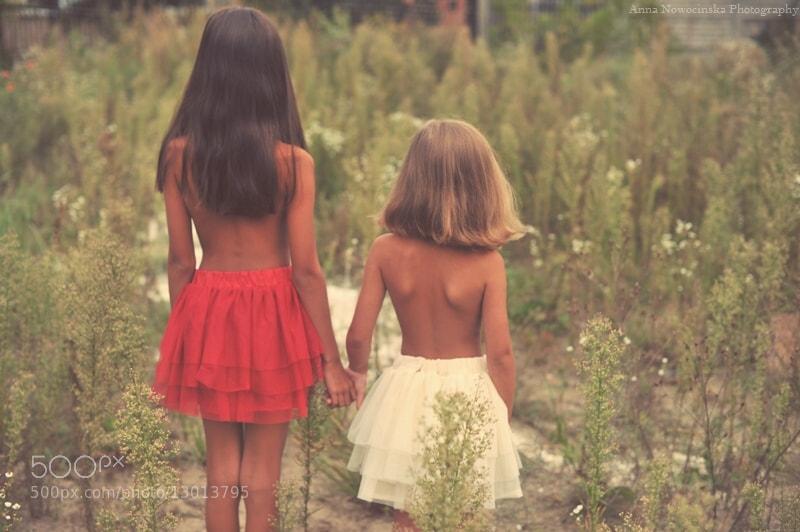 Photograph Sisters by Anna Nowocinska on 500px