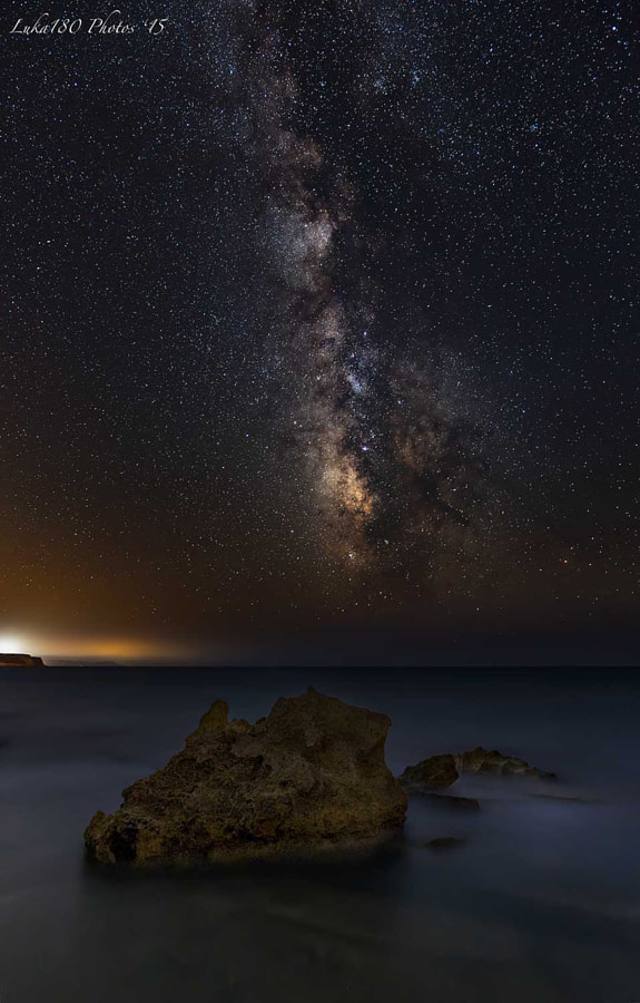 Rocks & Milkyway Project N° 1