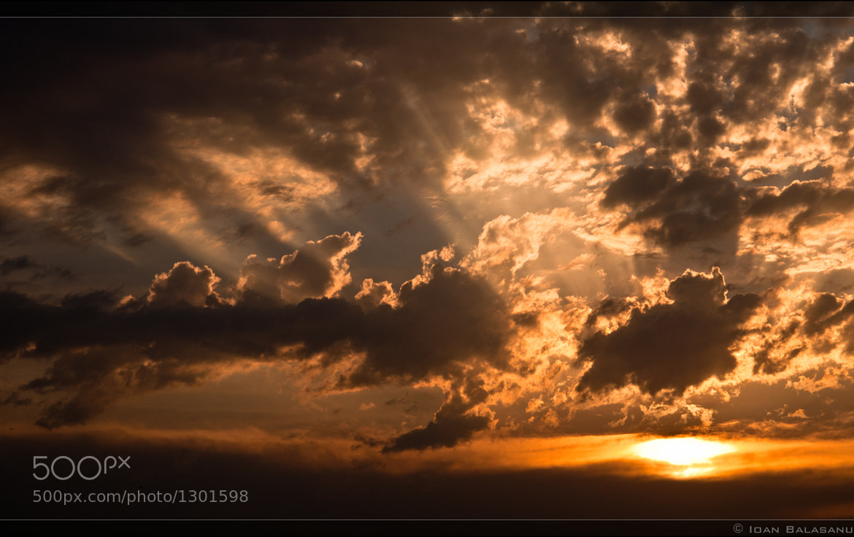 Photograph Warm Sky by Ioan Balasanu on 500px