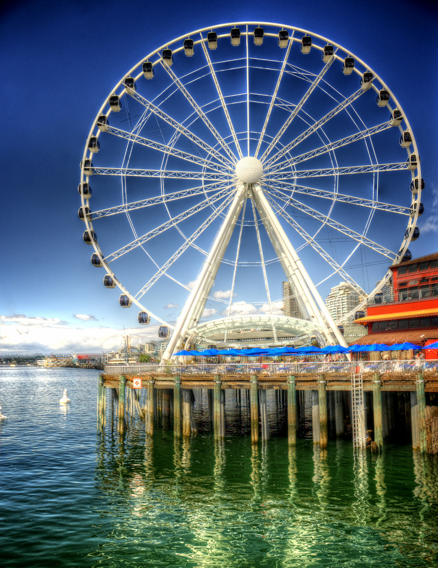 Photograph Great Wheel by Vicki Jauron on 500px
