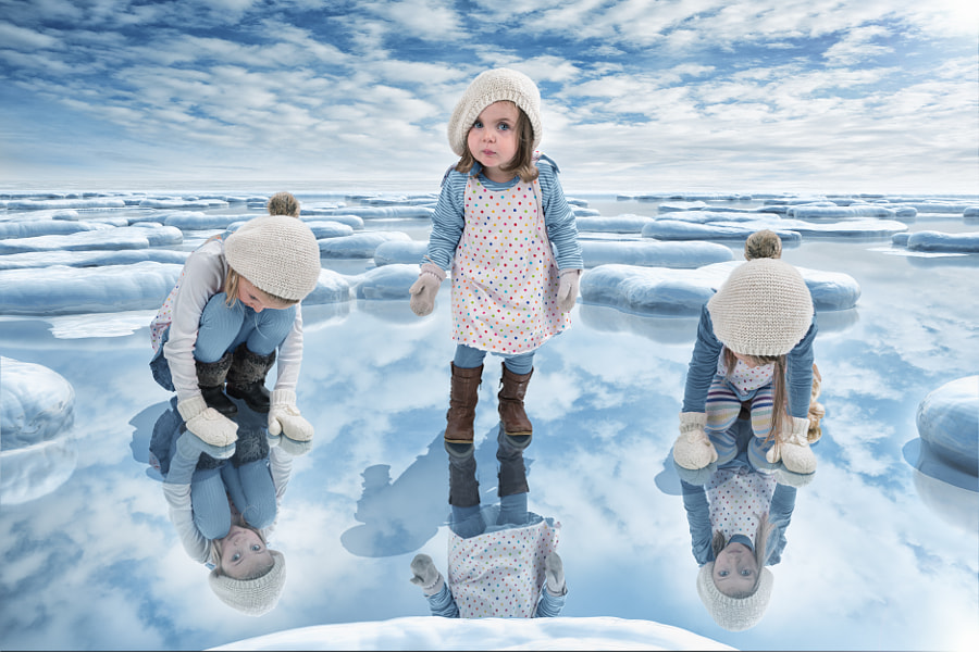 Just a frozen lake by John Wilhelm is a photoholic on 500px.com