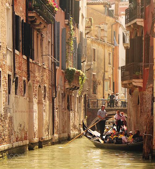 Photograph Venice II by Nina's clicks on 500px