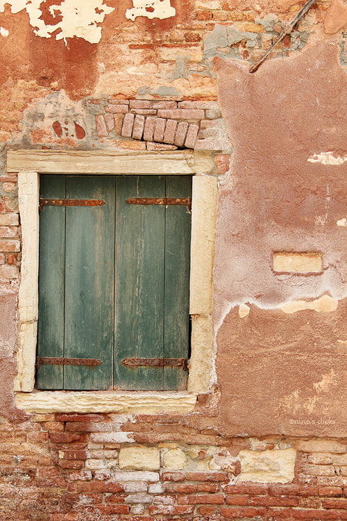 Photograph The Window by Nina's clicks on 500px