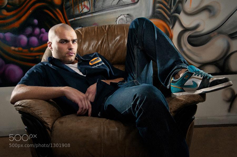 Photograph Maniac - Tatoo Artist by XAVIER WALLACH on 500px