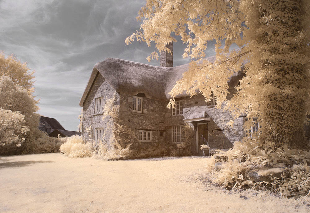 Photograph Buckland Church Cottage by Andy Cosway on 500px