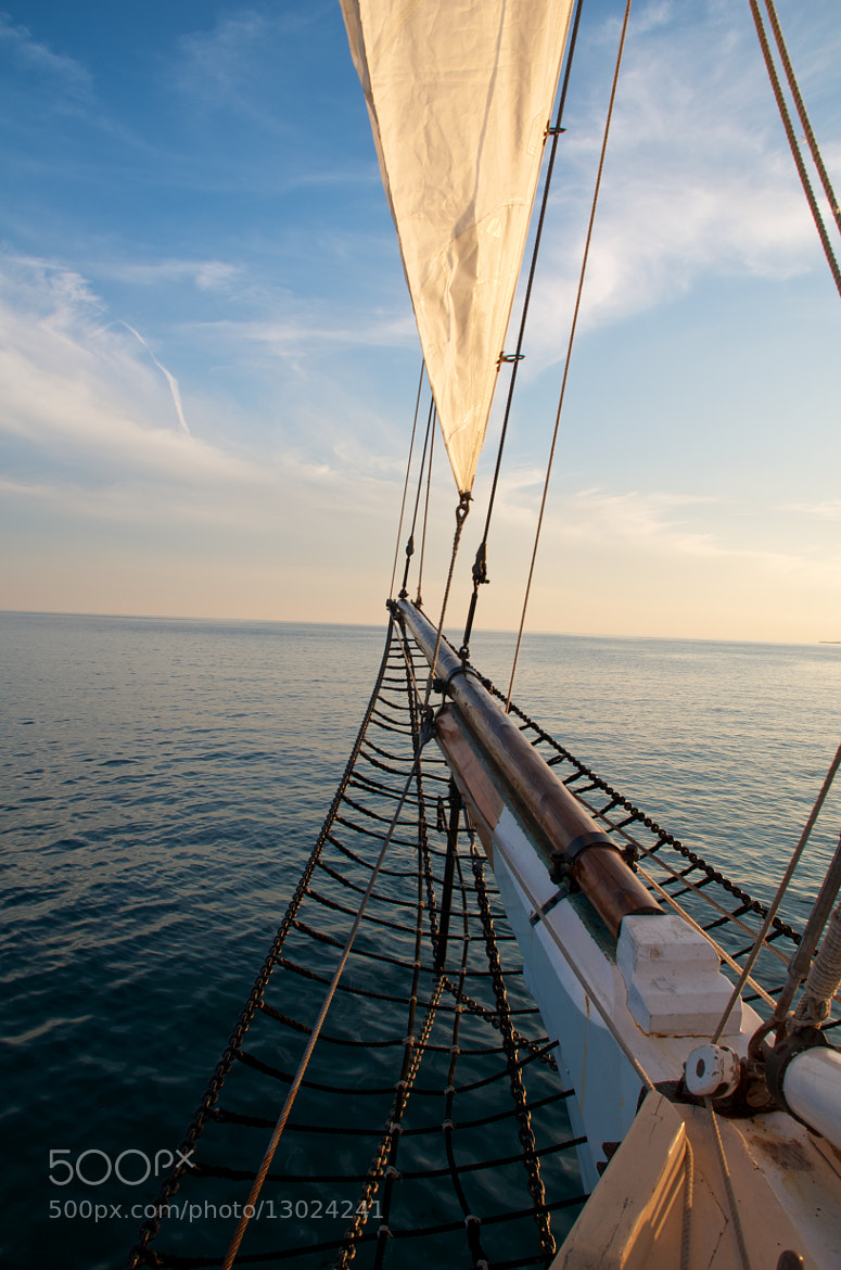 Photograph Sailing near Key west by Cédric  on 500px