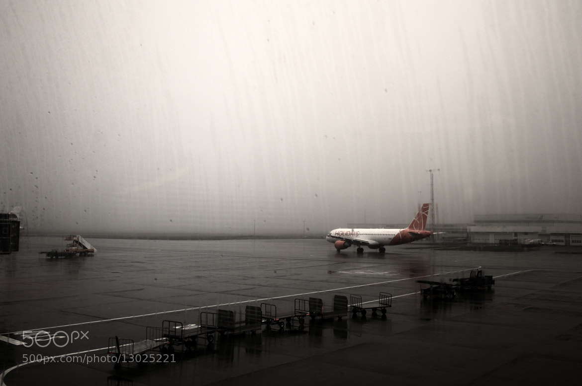 Photograph Abflug by Florian Riebel on 500px